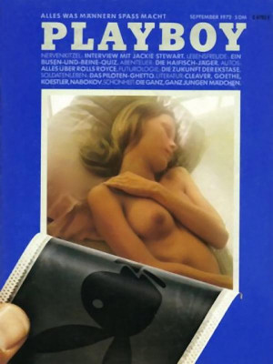 Playboy Germany - Sep 1972