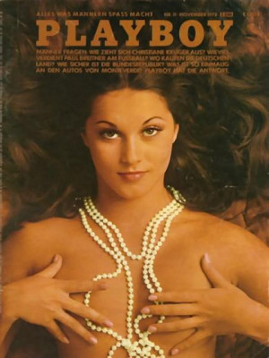 Playboy Germany - Nov 1972