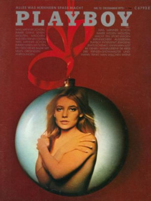 Playboy Germany - Dec 1972