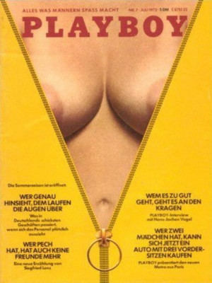 Playboy Germany - July 1973