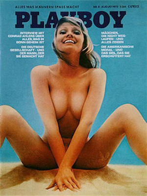 Playboy Germany - August 1973