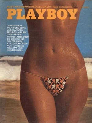 Playboy Germany - October 1973
