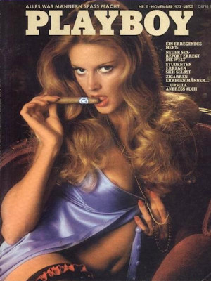 Playboy Germany - Nov 1973