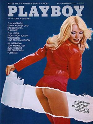 Playboy Germany - March 1975