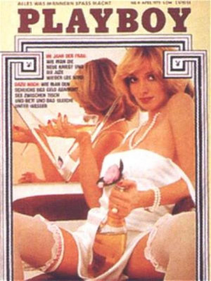 Playboy Germany - April 1975