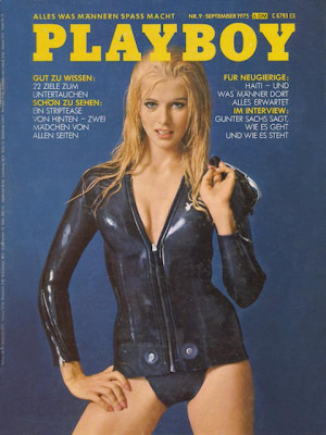 Playboy Germany - Sep 1975