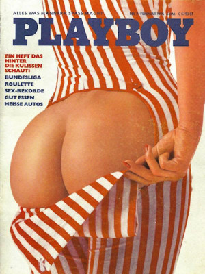 Playboy Germany - Feb 1976