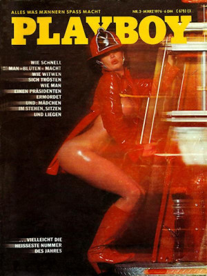 Playboy Germany - March 1976