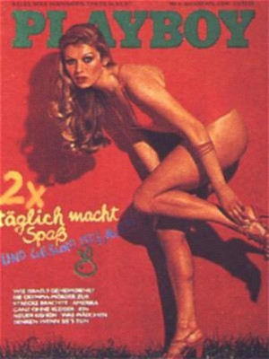 Playboy Germany - August 1976