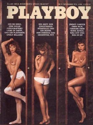 Playboy Germany - Nov 1976