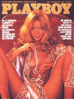 Playboy Germany - January 1977