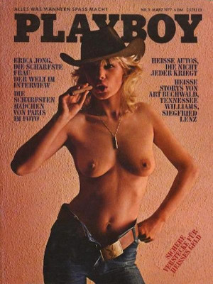 Playboy Germany - March 1977