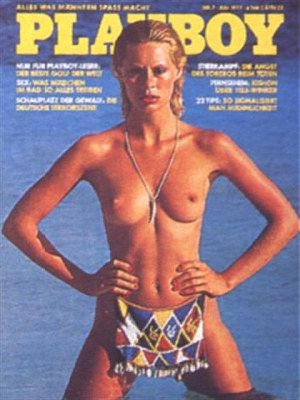 Playboy Germany - July 1977