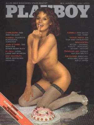 Playboy Germany - August 1977