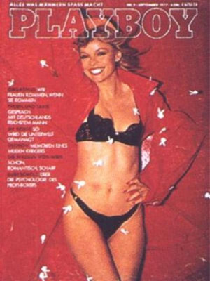 Playboy Germany - Sep 1977