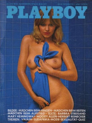 Playboy Germany - October 1977
