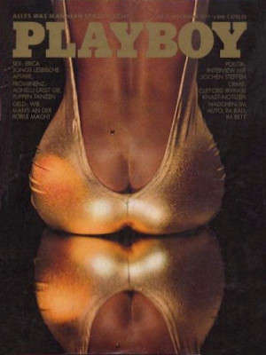 Playboy Germany - Nov 1977