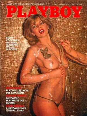 Playboy Germany - January 1978