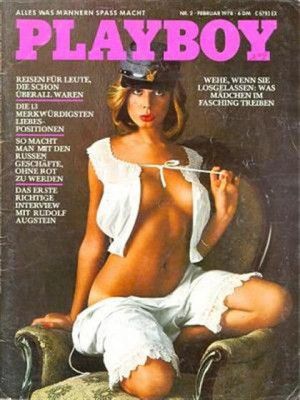 Playboy Germany - Feb 1978