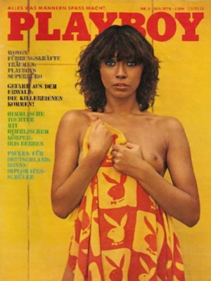 Playboy Germany - May 1978