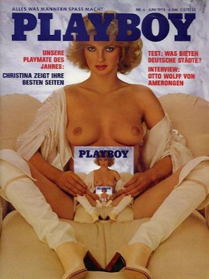 Playboy Germany - June 1978