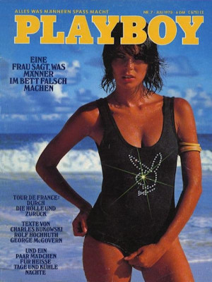 Playboy Germany - July 1978
