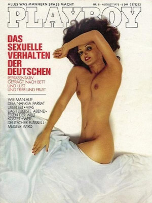 Playboy Germany - August 1978