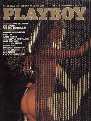 Playboy Germany - Nov 1978