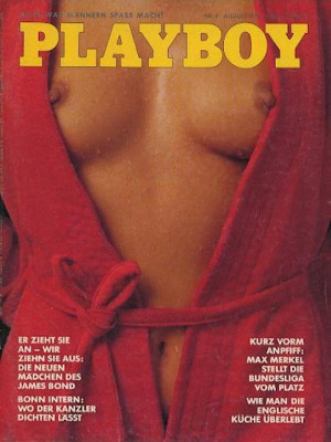Playboy Germany - August 1979