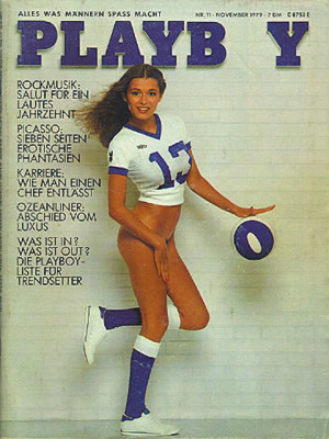 Playboy Germany - Nov 1979