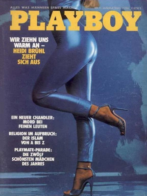 Playboy Germany - January 1980