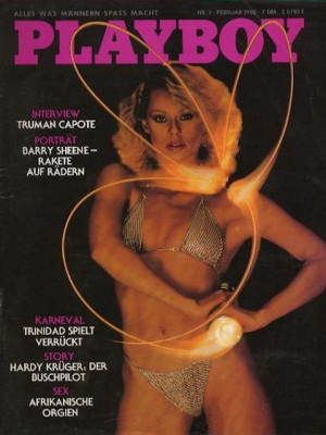 Playboy Germany - Feb 1980
