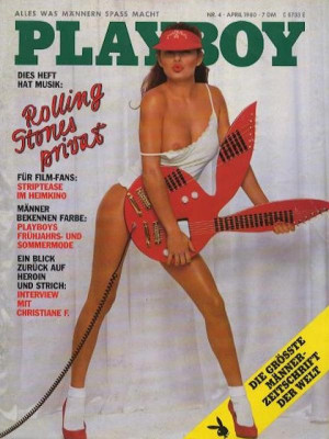 Playboy Germany - April 1980