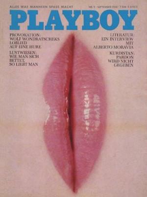 Playboy Germany - Sep 1980