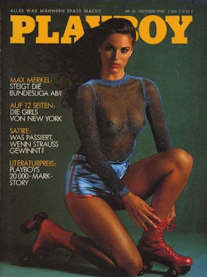 Playboy Germany - October 1980