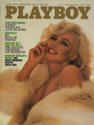 Playboy Germany - Dec 1980
