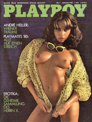 Playboy Germany - January 1981