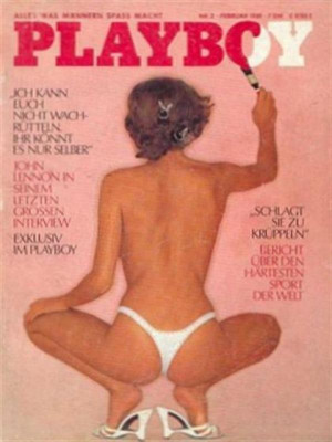 Playboy Germany - Feb 1981