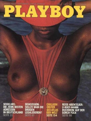 Playboy Germany - April 1981