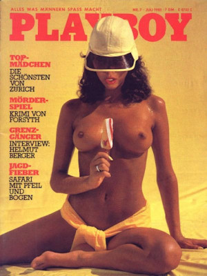Playboy Germany - July 1981