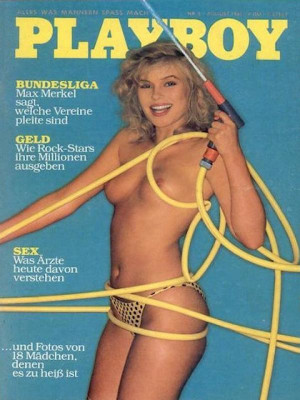 Playboy Germany - August 1981