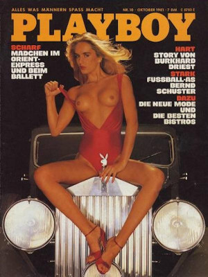 Playboy Germany - October 1981