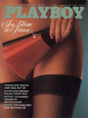 Playboy Germany - Nov 1981