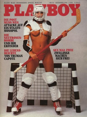 Playboy Germany - Dec 1981