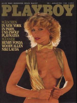 Playboy Germany - January 1982