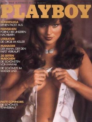 Playboy Germany - April 1982