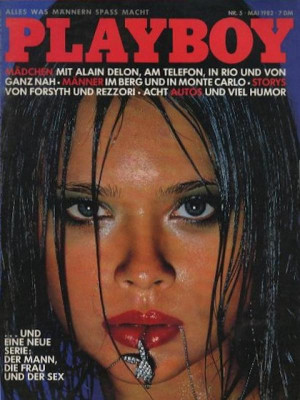 Playboy Germany - May 1982