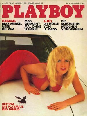Playboy Germany - June 1982