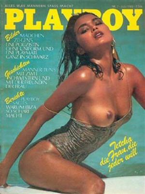 Playboy Germany - July 1982