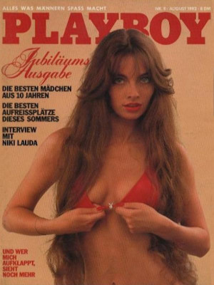 Playboy Germany - August 1982